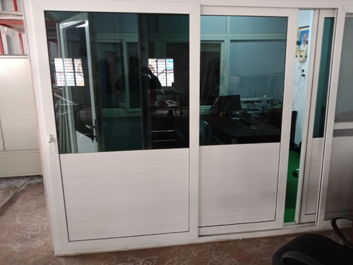 French Doors Sizedimension 64 Rs 500 Square Feet Upvc Window