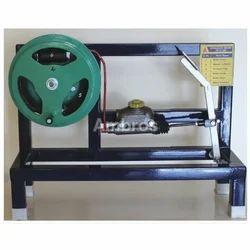 Hydraulic Drum Brake Actual