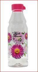 PET Round Rose Bottle Purple Plastic Cap, Capacity: 1000ml