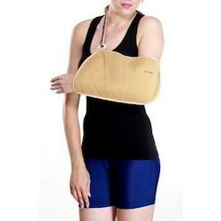 Arm Sling And Shoulder Support