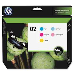 HP 2A Color Ink Cartridges