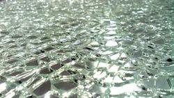 Broken Glass Sheet
