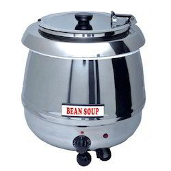 Electric Soup Warmer Machine