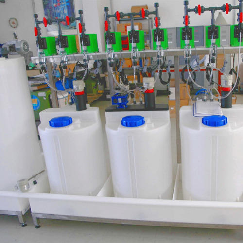 Industrial Dosing System Manufacturer From Ahmedabad