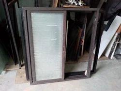 Aluminium Window With Net