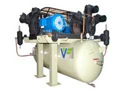 Multi Stage High Air Pressure Compressors
