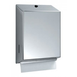 Stainless Steel Towel Dispenser