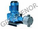 Gas Operated Metering Dosing Pump