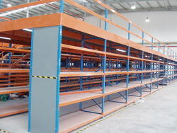 MS Industrial Storage Racks