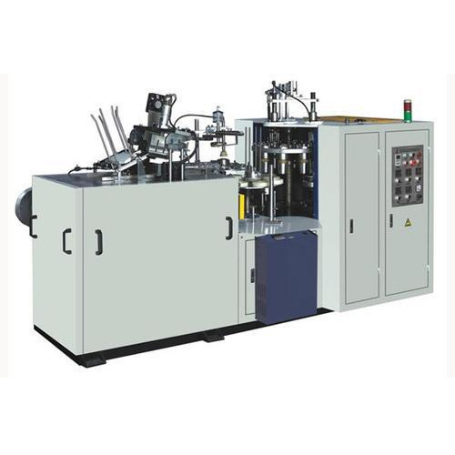 65 Ml Paper Tea Cup Making Machine Capacity 3000 4000