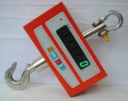 Digital Hanging Scale 1000 kg (1 ton) with IR Remote