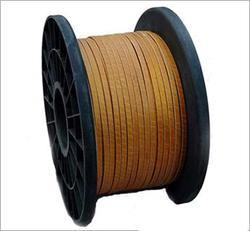 Aluminum Double Glass Fibre Covered Round Wire