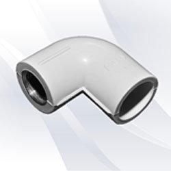 pasting 45 Degree Micro UPVC Elbow, Packaging Type: Micro Cover, for Plumbing