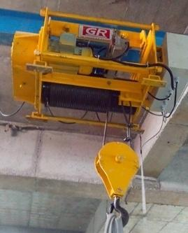 Gr Make Wire Rope Electric Hoist, Wire Rope Electric Hoist - GR ...