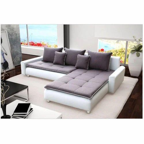 Sofa Sets Furniture: Corner Sofa Set At Rs 32000 /piece