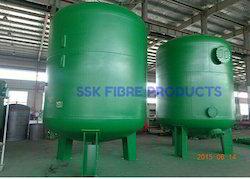 FRP Filter Tank