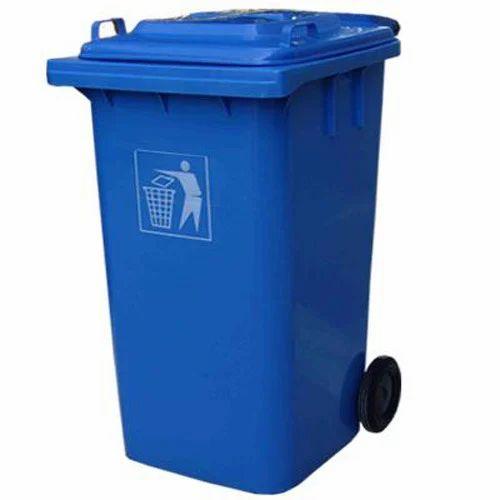 Waste Bin W/o Pedal (120l)