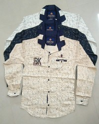 Goldenfiber Cotton Kids Full Sleeve Shirt