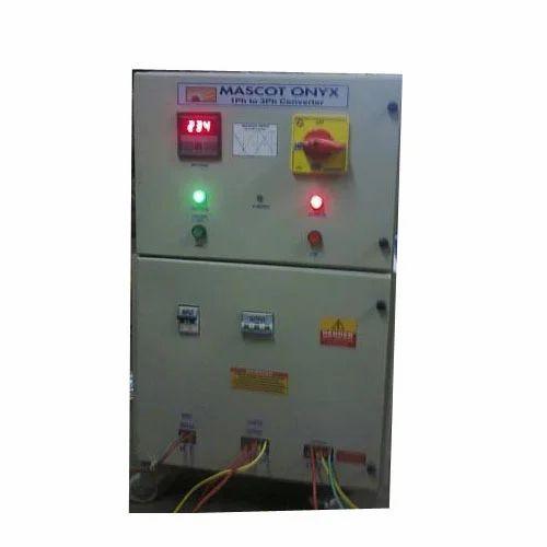 Single Phase To 3 Phase Converter
