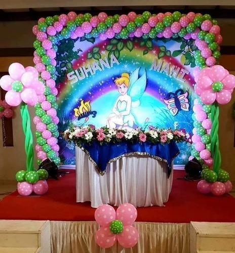 Balloon Decoration And Birthday Party Service Provider
