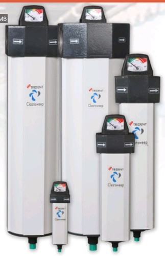 Pneumatic Air Filters, Make By Trident, Smc Etc