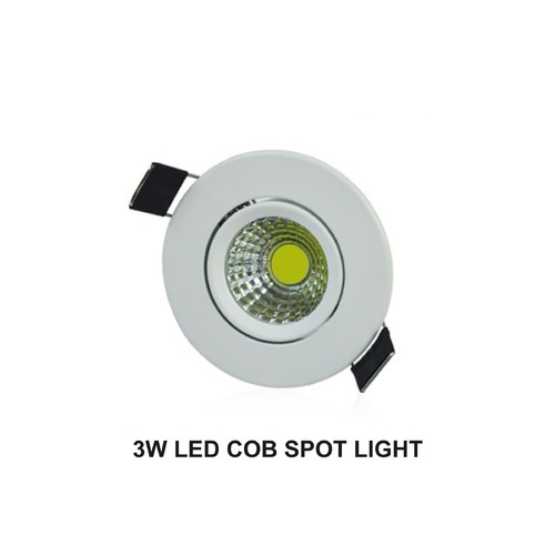 save off 7b730 d5be8 3W LED COB Spot Light, Street, Flood And Commercial Lights ...