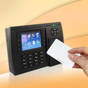 Proximity Card Time Attendance System