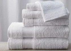 Plain White hand Towel