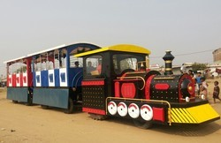 Kids Trackless Train