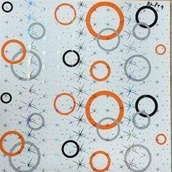 PVC Circle Star Tiles
