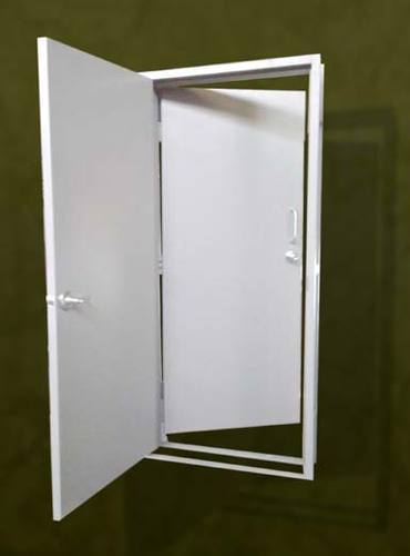 Galvanized Steel Doors, Doors And Windows | Agew Steel