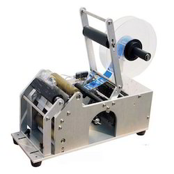 LD-50 Round Bottle Labeling Machine