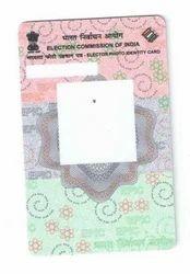 Epic Card , Adhar Card