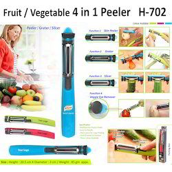 Fruit / Vegetable 4 in 1 Peeler H -702