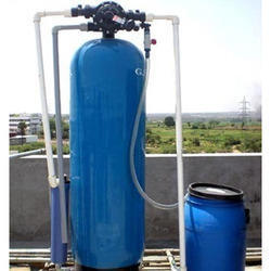 Bungalows Water Softener Plant