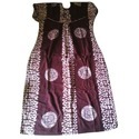 Night Printed Gown