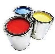 Semi-Grossy Indusrial Acid Resistant Paint, Liquid