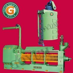 Sesame Seed Oil Extruder Machine