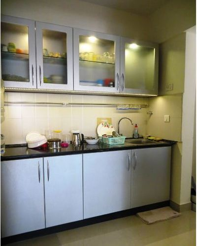 Delightful Plywood Kitchen Design Service