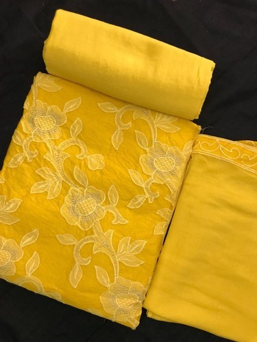 Cotton Organdy Fabric at Rs 600  piece  ec19a98d8
