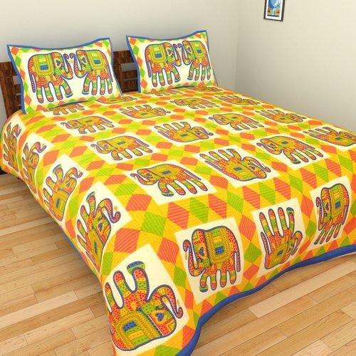 Animal Print Bedsheets Printed Bed Cover Printed Chadaren