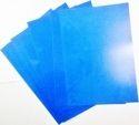 Rigid File Cover Color: Blue