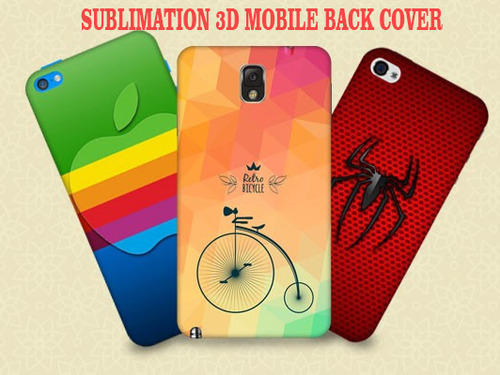 Sublimation 3D Mobile Back Cover at Rs 50 /piece | Jhandewalan | New Delhi | ID: 11044728762