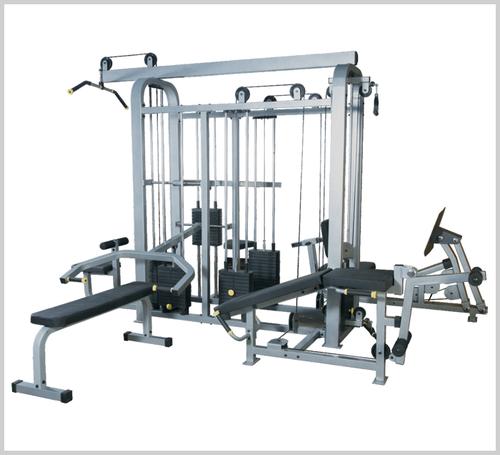 Gym Equipment Kolkata: Multi Gym 8 Station At Rs 265000 /piece