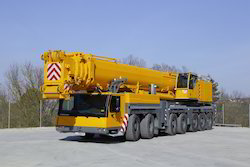 400 Tons Telescopic Crane Rental Services
