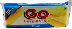 Go Cheese Slice 50pc 750gm, Packaging Type: Carton