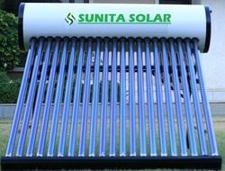 Solar Water Heater capacity 100 lpd