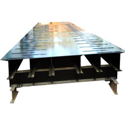 Mild Steel Technoweigh Pit Type Weighbridge