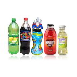Beverage PVC Shrink Labels