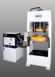 Mild Steel Hydraulic Deep Drawing Press Machine